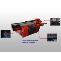 Buy cheap Multicolor Flatbed UV Glass Printer With Ricoh Industrial Print Head product