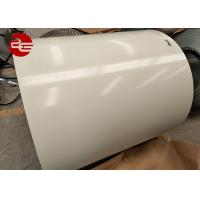 China Whiteboard Surface Prepainted Galvanized Steel Coil Dry Wipe Eraser Steel Coil on sale