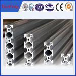 Buy cheap roller lines industrial extruded aluminium profiles, aluminium t-slot extrusion factory product