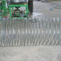 Buy cheap Professional High Security Stainless Steel Razor Wire Ultra Durable BTO-30 BTO-65 product