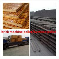 Buy cheap Factory directly sale brick machine pallet ,brick panels with competitive price product