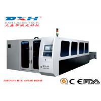 Buy cheap Fully Enclosed Fiber Laser Metal Cutting Machine , CNC Metal Laser Cutter PC Control product