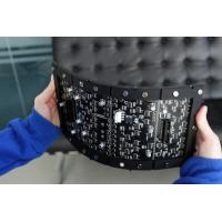Buy cheap High Brightness 4.5mm Soft Module Indoor Flexible LED Display 1500 Cd/㎡ product