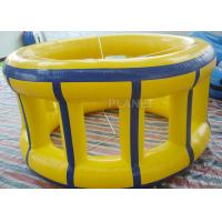 Buy cheap Adults Inflatable Water Games Floating Wheel Roller For Entertainment product