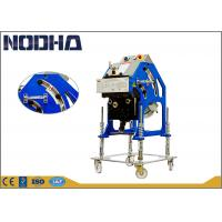 Buy cheap Automatic Walking Portable Chamfering Machine , Portable Plate Beveler 2200w product