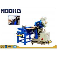 Buy cheap NODHA Portable Edge Milling Machine , Automatic Milling Machine 750-1050 R/Min Motor Speed product