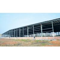 Buy cheap Construction Steel Structure , High Rise Garage Frame for Industrial Building from wholesalers