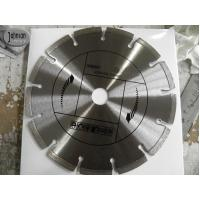 Buy cheap 200mm Laser Welded blade Diamond Concrete Saw Blades for Asphalt product