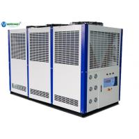 Buy cheap Uzbekistan +50 C Ambient Temperature 83.6kw MG-30C(D) Industrial Air Cooled Water Chiller product