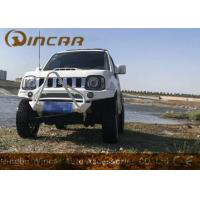 Buy cheap Off Road Front Bumper Auto Car Steel Front Bumper Guard Replacement product