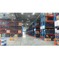 Buy cheap Custom Powder Coating Warehouse Rack Numbering System 2500kg / Layer Capacity product