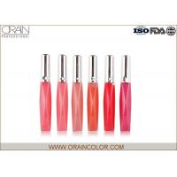 Buy cheap Liquid Form Color Fever Makeup Lip Gloss For Fashion Show 4.5ml Volume product