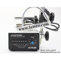 Buy cheap 375A+ Self Feeder Soldering Station With Foot Pedal Leisto Soldering Station product