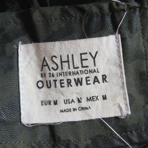 Buy cheap Womens Autumn & Winter Army Printed Motor- Bike Short Jacket ** Stock AMI – 21025/47 product