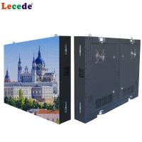 Buy cheap 10MM Pixel Pitch Outdoor Fixed LED Display P10 10000pixel/㎡ Resolution product