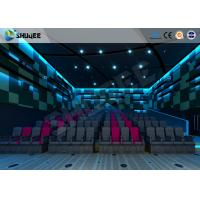 Buy cheap Luxury Large 4D Cinema System product