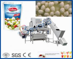 Buy cheap Ellipse  2000L SUS304 Cheese Vat Making Equipment With PU Insulation product