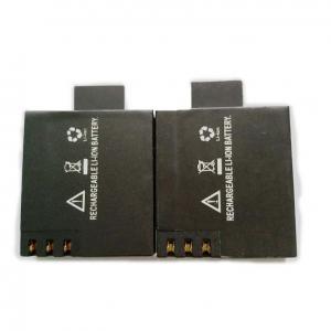 Buy cheap 3.33Wh 3.7V 900mAh Custom Lithium Battery Packs product