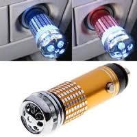 Buy cheap Refresh air million/CM3 Negative ion concentration Car Oxygen Bar with LED indicator product