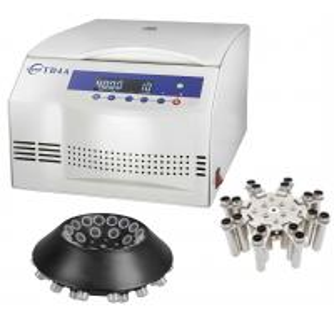 Durable / Safety electric lid lock Centrifuge Machine TD4A 1-99 Minutes Adjustable Time Range