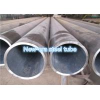 Buy cheap 45 - 500mm OD Lined Steel Pipe , Hot Rolled Seamless Steel Pipe For Gas / Oil Transportation product
