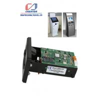 Buy cheap EMV Hybrid Card Reader / Kiosk RFID Card Reader With RS232 Interface product