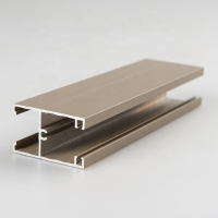 Buy cheap Customized T6 Aluminium Alloy Door And Window Frame Profiles from wholesalers