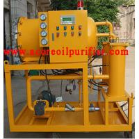 Buy cheap Coalescence-separation Oil Purifier For Turbine lube Oil,Coalescing Oil Water Separator product