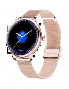 Buy cheap Round Touch Screen ROHS Ladies Bluetooth Smart Watch product