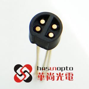 Buy cheap Ceramic to metal sesaling, D4x4pin, mini can, mini cap, mini headers, Diameter 2mm, 3mm, 4mm, 5mm product