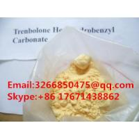 Buy cheap Effective Standard Oral Anabolic Androgenic Steroids Trenbolone Acetate For from wholesalers