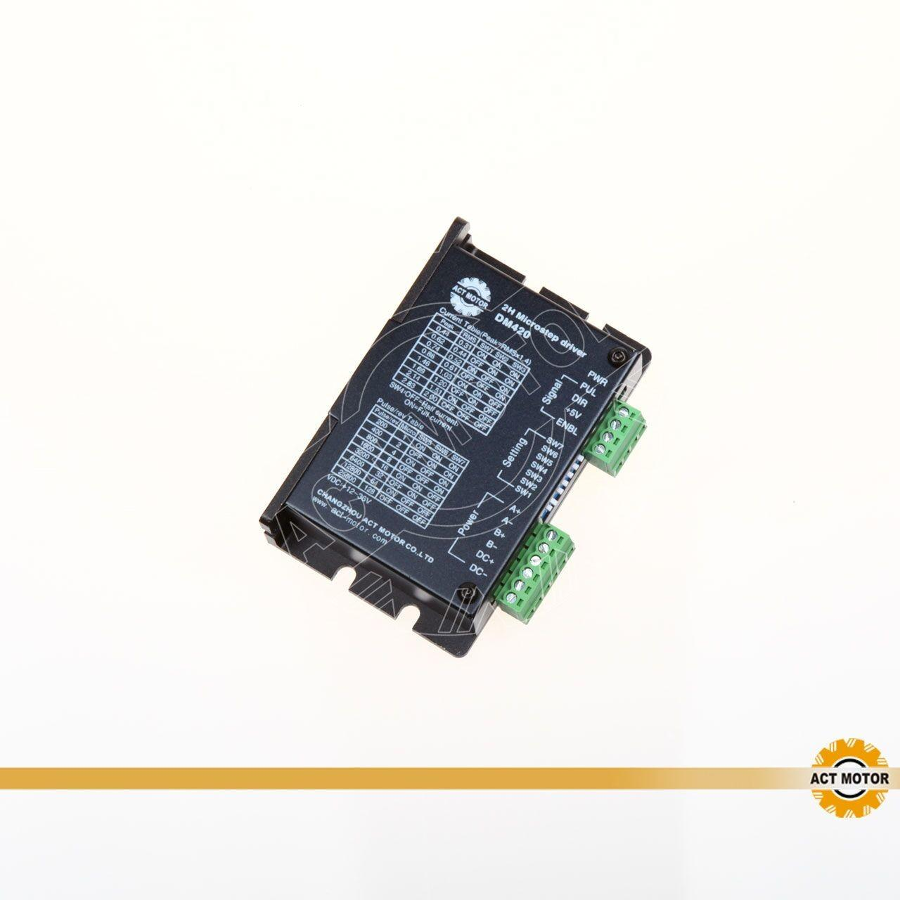Buy cheap ACT DM420 hybrid stepper motor drivers, Factory direct sales from wholesalers