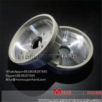 Buy cheap Vitrified diamond grinding wheels for PCD & PCBN tools Alisa@moresuperhard.com from wholesalers