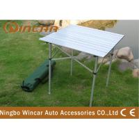 Buy cheap Portable Lightweight Outdoor Dining Tables Aluminum for Garden product