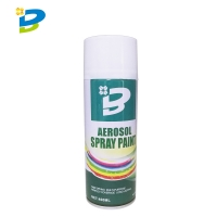 Buy cheap Fast Dry Multi Purpose 400ML Aerosol Spray Paint No CFCs product