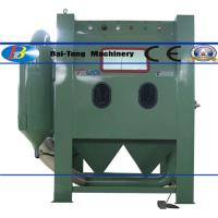 Buy cheap Easy Operated Industrial Sandblast Cabinet With Cyclone Separator 1212AMG product