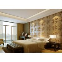 Buy cheap 3D Embossed Modern Mural 3 Dimensional Wallpaper for Home Wall Decor Wall Art product