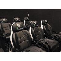 Buy cheap Professional 5D Cinema System Shows Exciting Short Film With Immersive Seating System product
