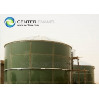 Buy cheap Glass Lined Steel Fire Water Storage Tank For Fire Protection Systems product