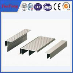 Buy cheap F shape new aluminium products, aluminium profile for glass roof ( china top alu Profiles) product