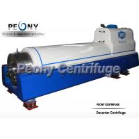 Buy cheap Automatic Horizontal Decanter Centrifuges For Coagulated Blood from wholesalers