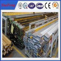Buy cheap all types of aluminium extrusion, selling aluminium profiles for windows frame product