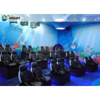 Buy cheap Electric Cylinder Dynastic 5D Cinema Theatre With Individual CPU Control For Museum Park product