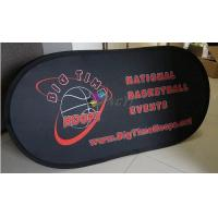 Buy cheap Custom Outdoor Portable Horizontal  A - Frame Display , Sports Pop up Banner product