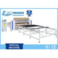 Buy cheap 20 Head Farm Fence Iron Automatic Wire Mesh Welding Machine with CE / CCC / ISO Certificate product