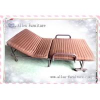 Buy cheap Cot bed single Folding bed adjustable head from wholesalers