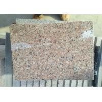 Buy cheap G681 Shrimp Pink Rose Pink Rosy Cloud Xiahong light pink red polished Granite stone tiles slabs product