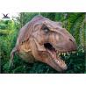 Buy cheap Dinosaur Yard StatueWith Realistic Head Model , Dinosaur Garden Sculpture product