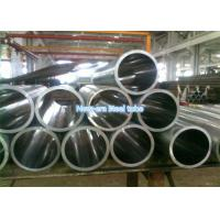 Buy cheap SAE4130 Honed Hydraulic Cylinder Steel Tube Seamless Mechanical Round Shape product