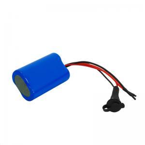 Buy cheap Automatic Sensors 14.8Wh 2000mAh 7.4 V 18650 Battery Pack product